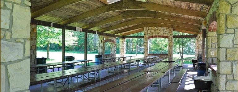 Buhl Farm Park - Shelter #4