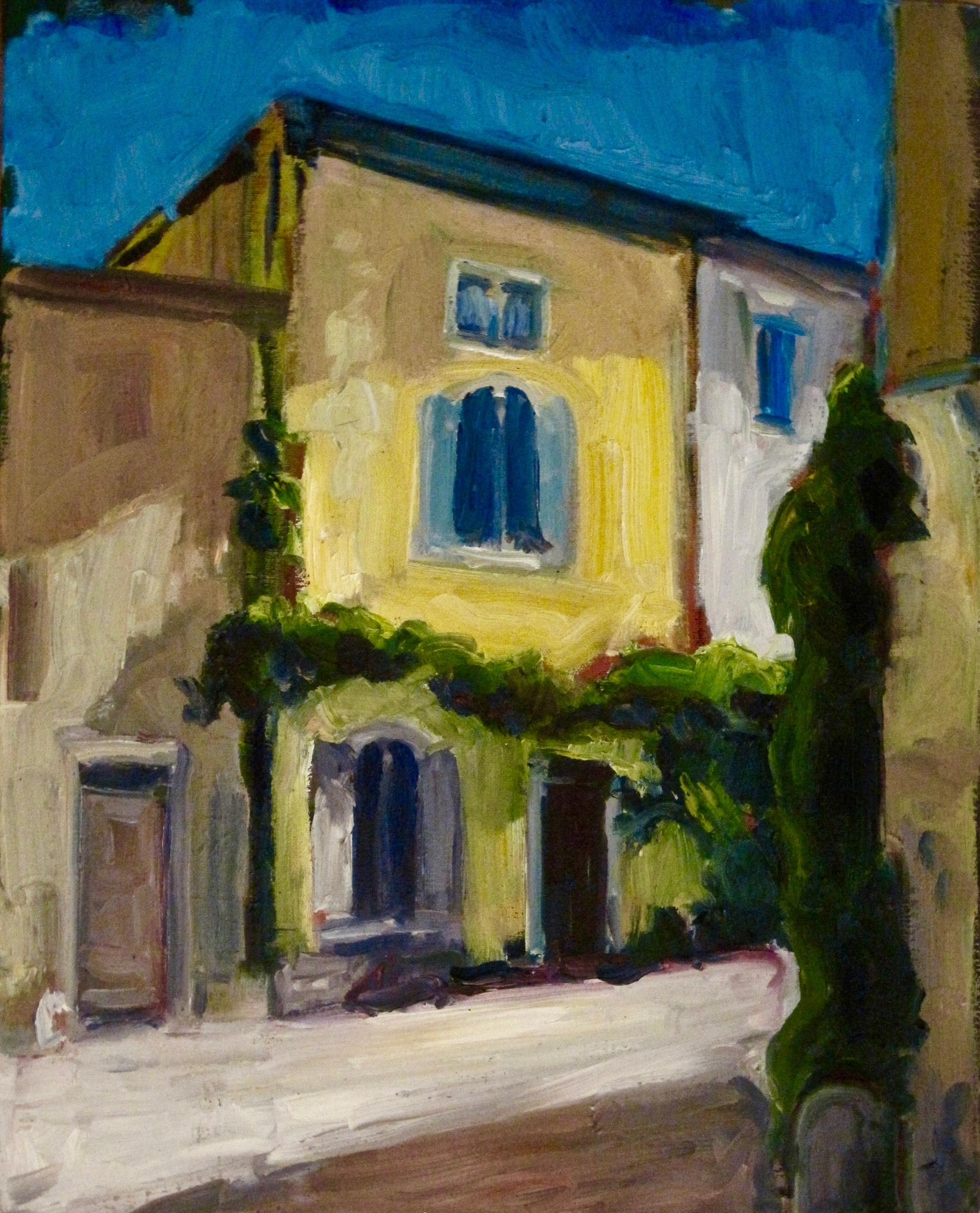 Yellow House, Arles