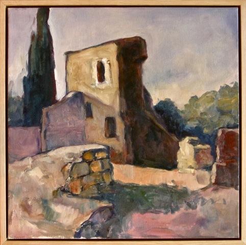 Roman Ruins, San Quirico D'Orcia