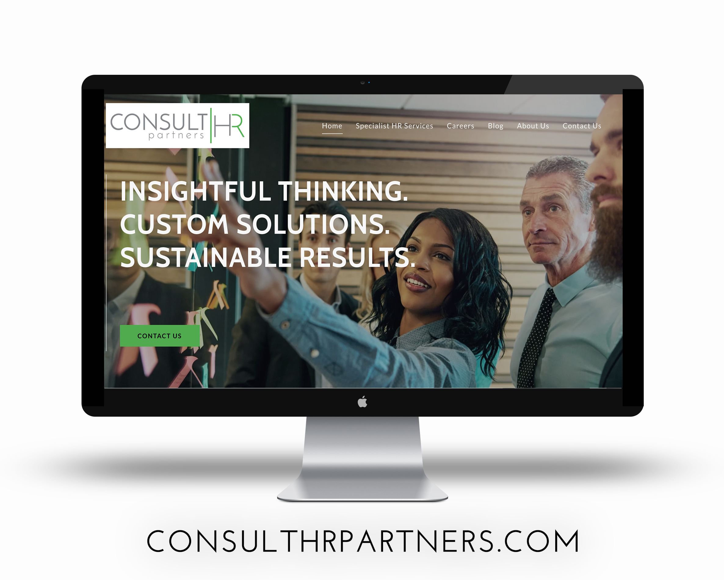 Stacey with Monroebot Graphics is so passionate in her craft… - and consistently delivers a high quality work product. She is also super friendly and great to work with. So happy to be working with her Company.Jennifer MartinezCEO + President of Consult HR Partners