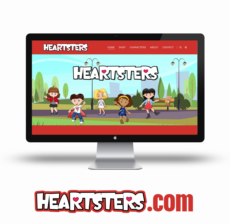 LOVE! LOVE! LOVE! - Jennifer Martinez, Owner of Heartsters