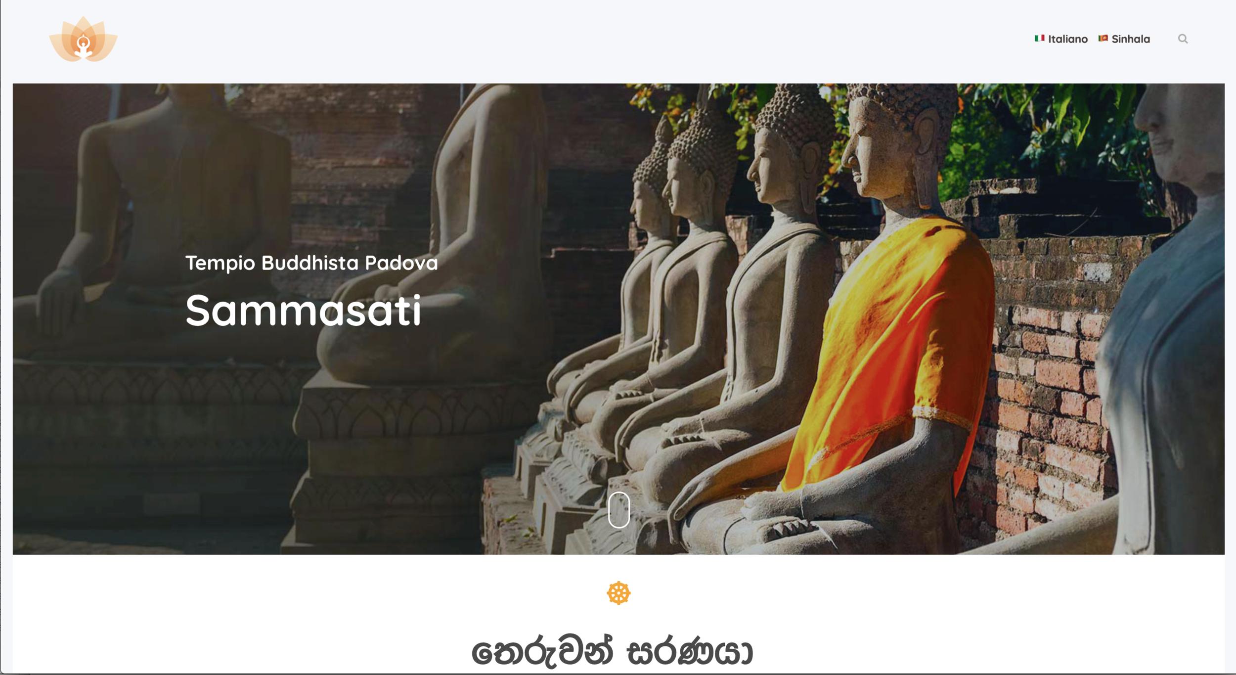 Tempio Buddhista Sammasati