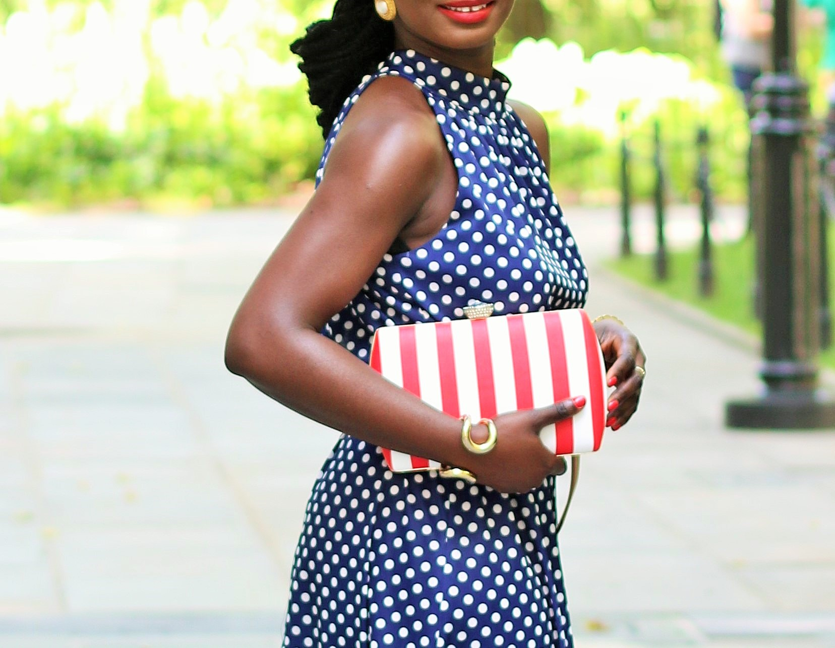 How-To-Style-A-Red-White-And-Blue-Outfit