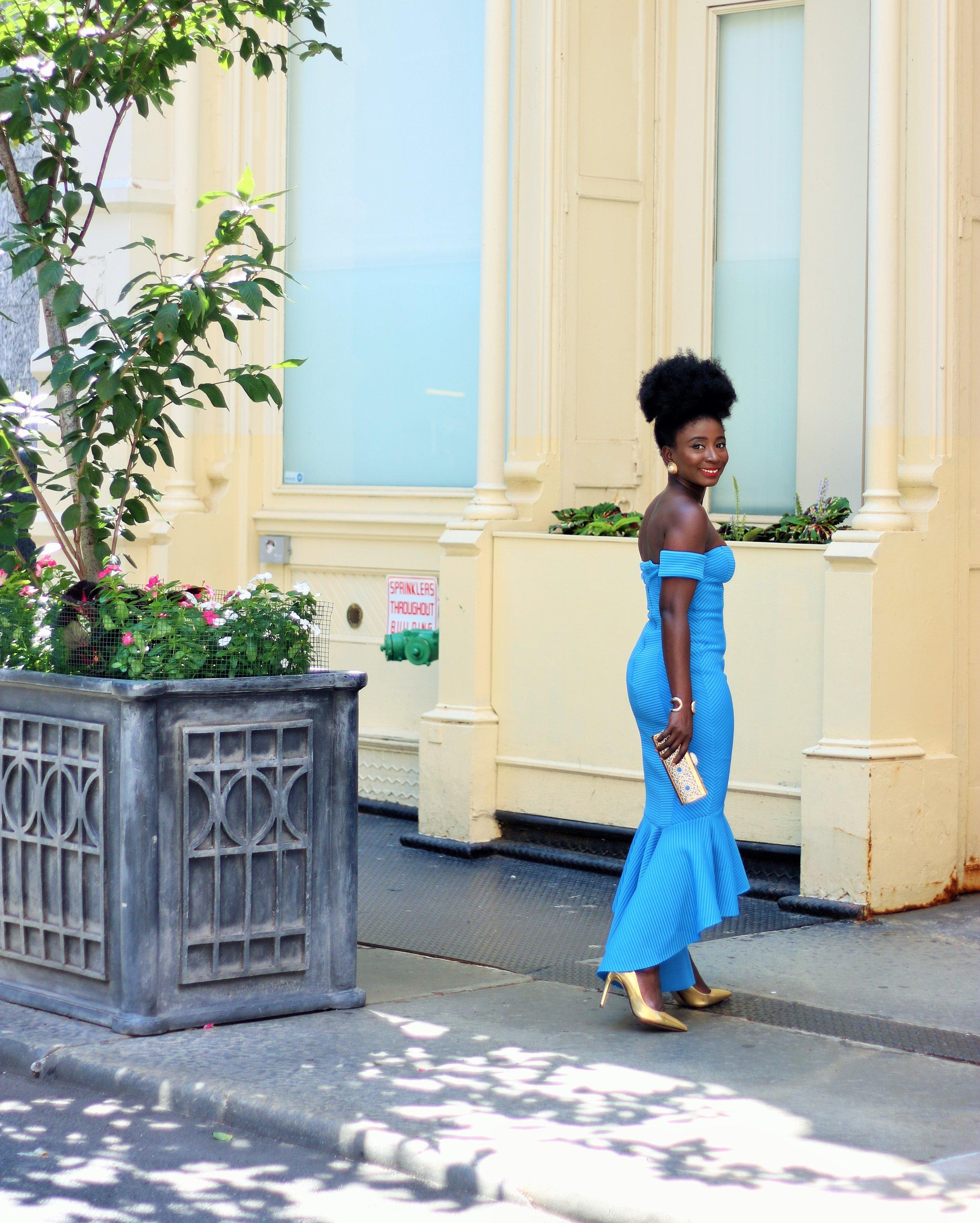 Peplum-Dress-Outfit-Ideas