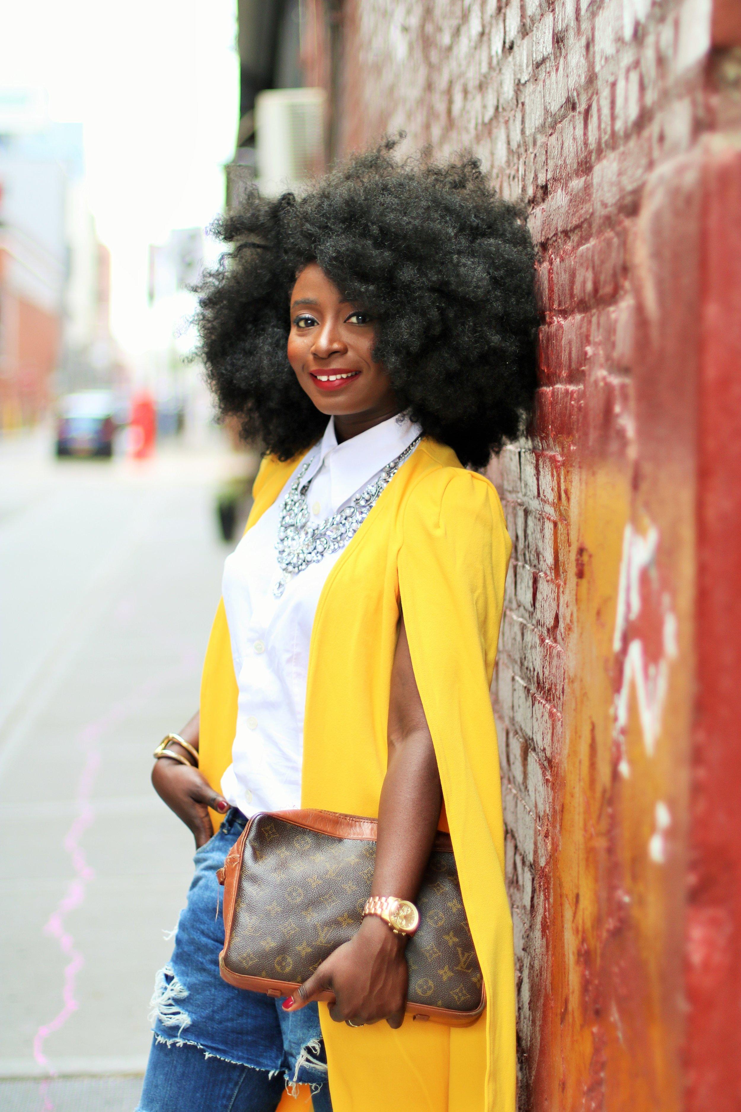 Yellow-Blazer-Outfit-Ideas