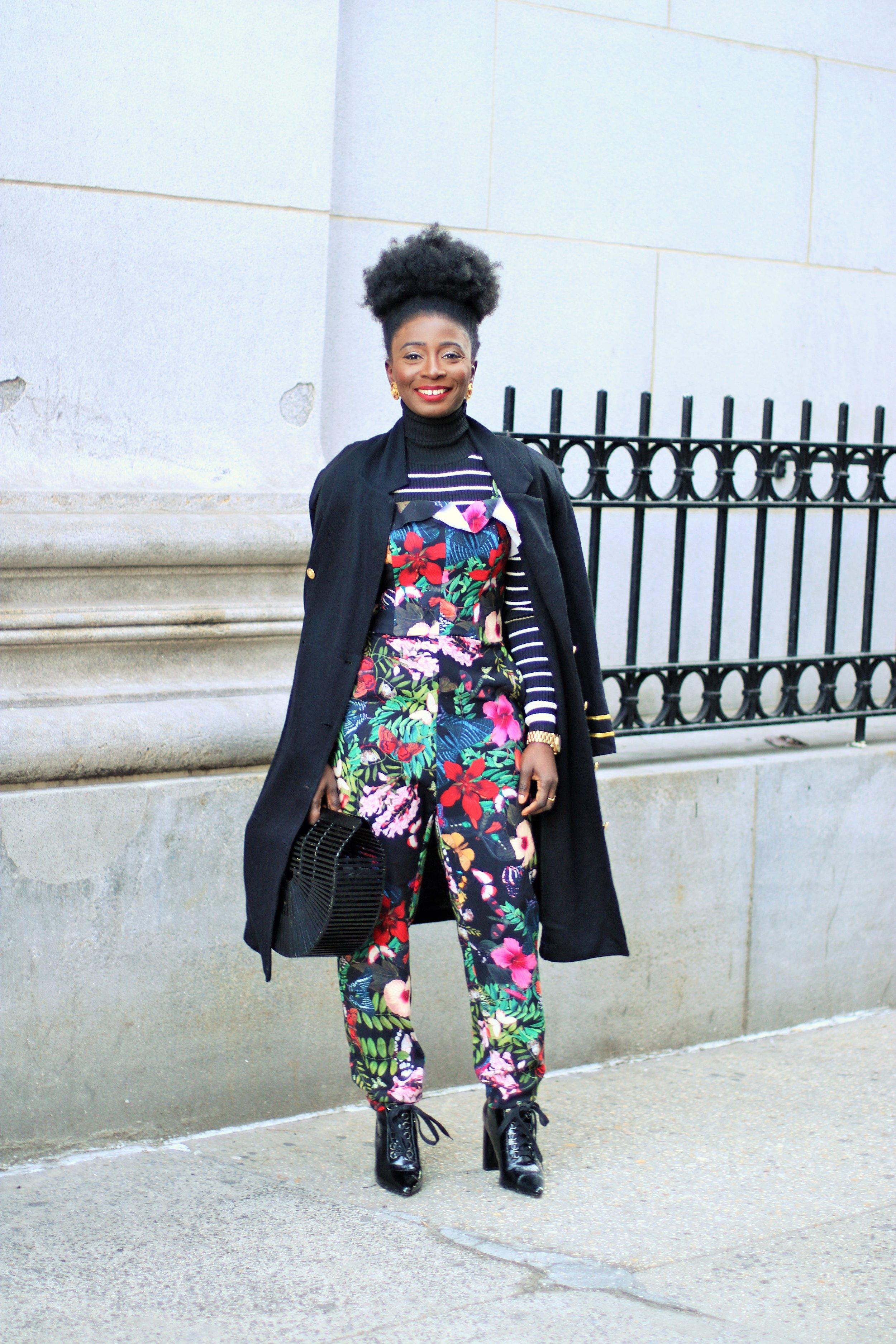Floral-Print-Jumpsuits-Outfit-Ideas