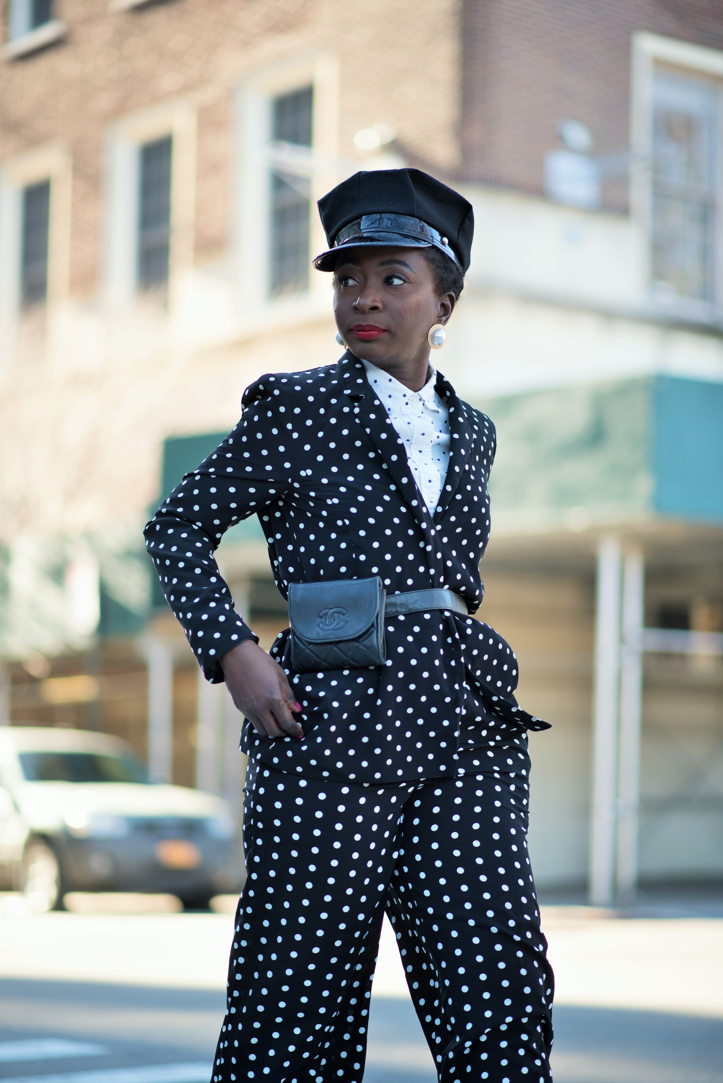 Street-Style-Polka-Dots-Suits