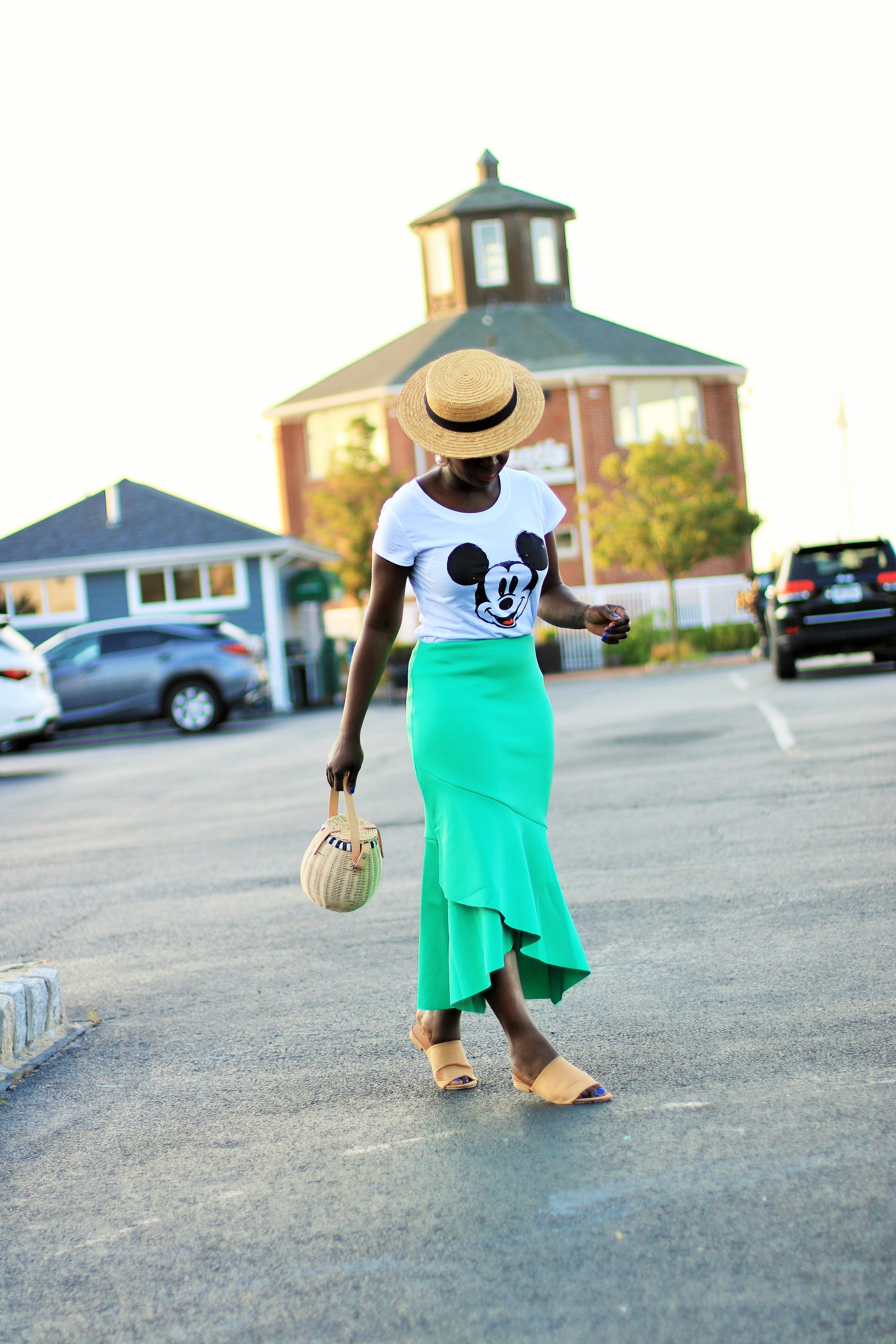 Green-Pencil-Skirt-Outfit-Ideas