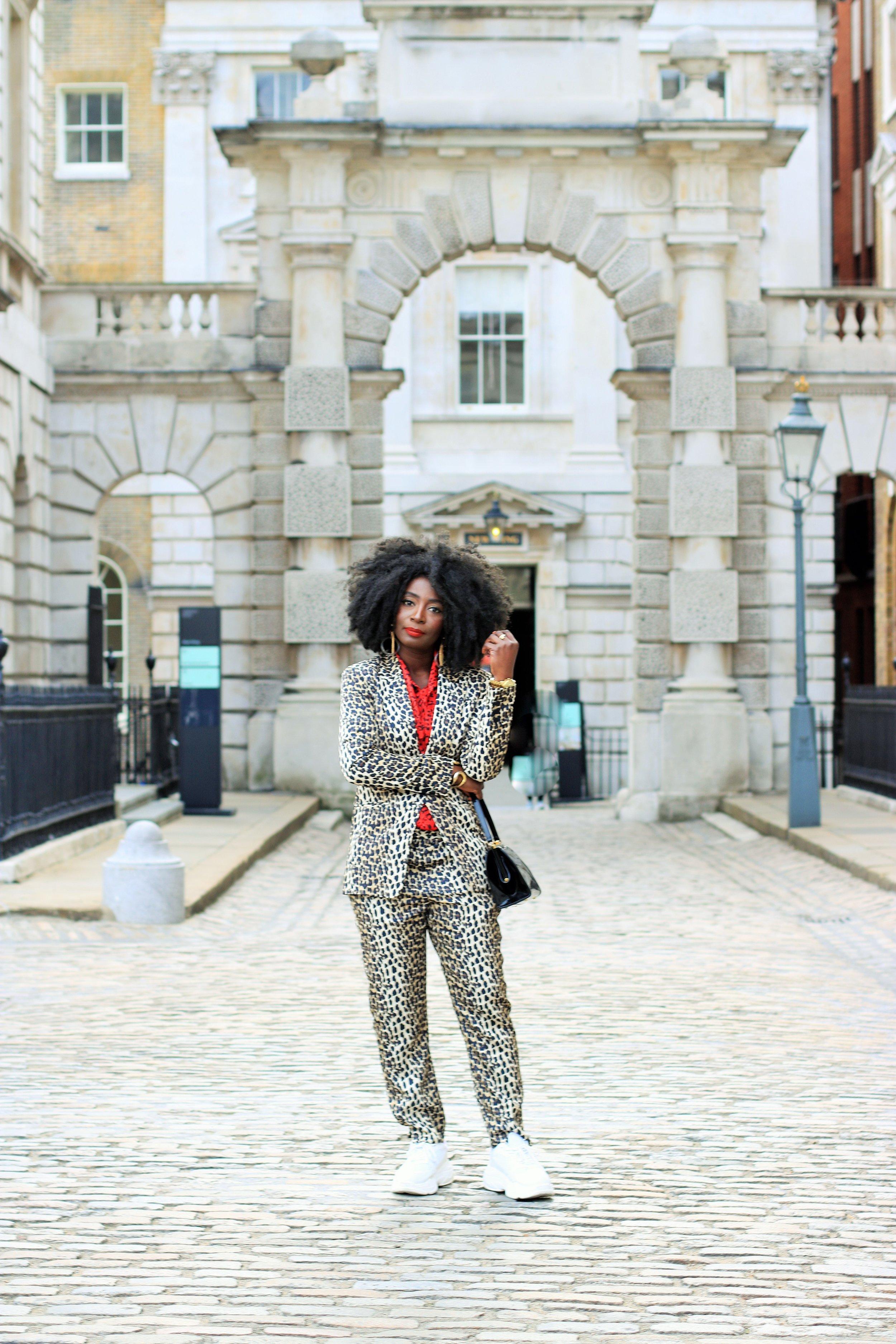 Top-Shop-Leopard-Suits