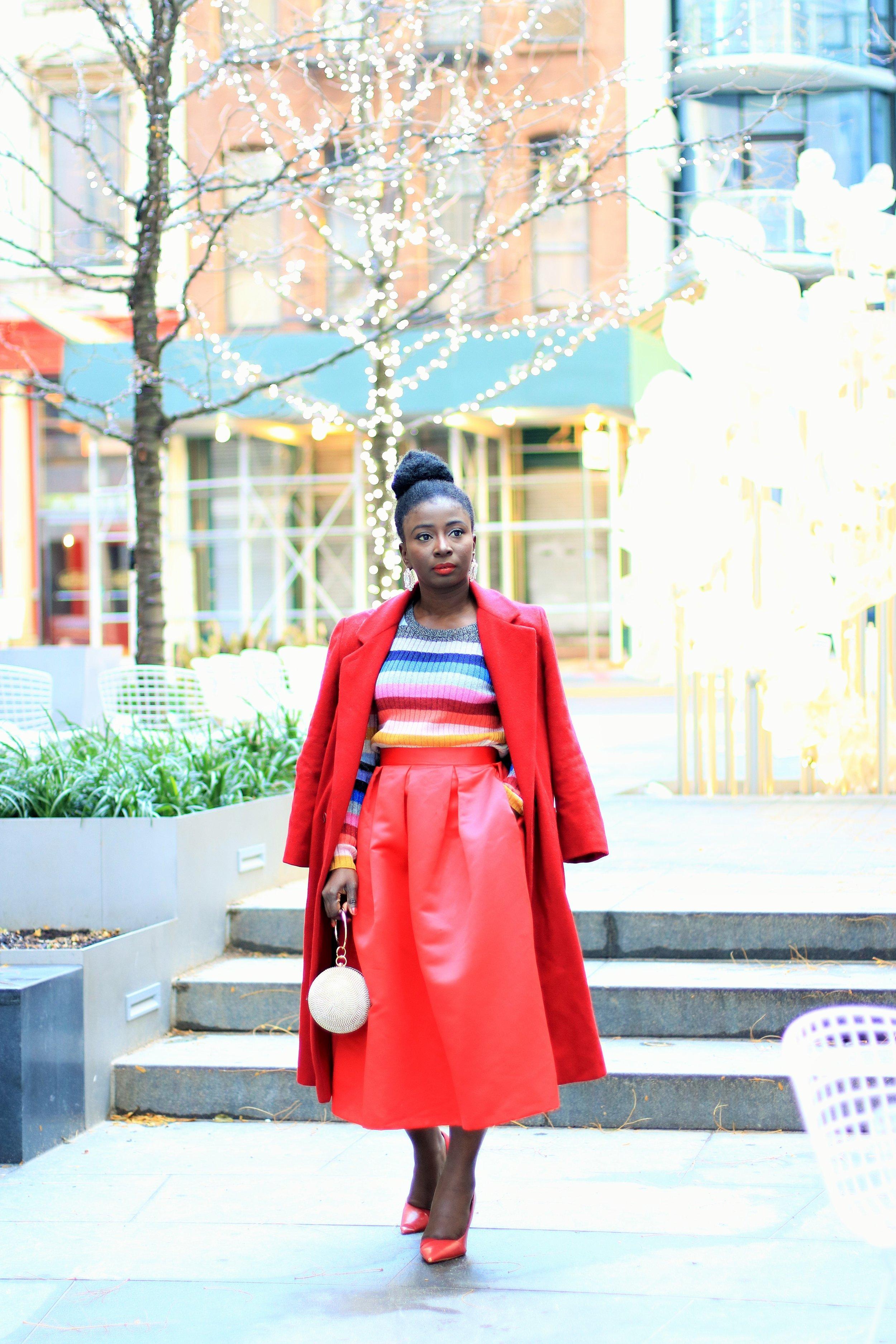 Multi-Stripe-Sweater-Outfit-Ideas