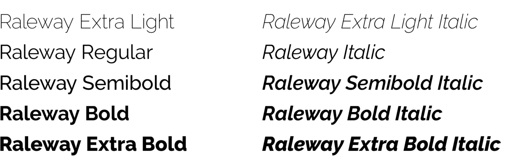 JAAE Fonts