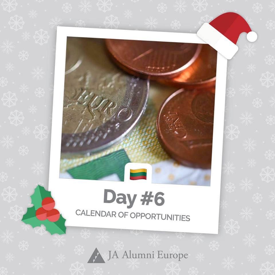 Financial hub Lithuania