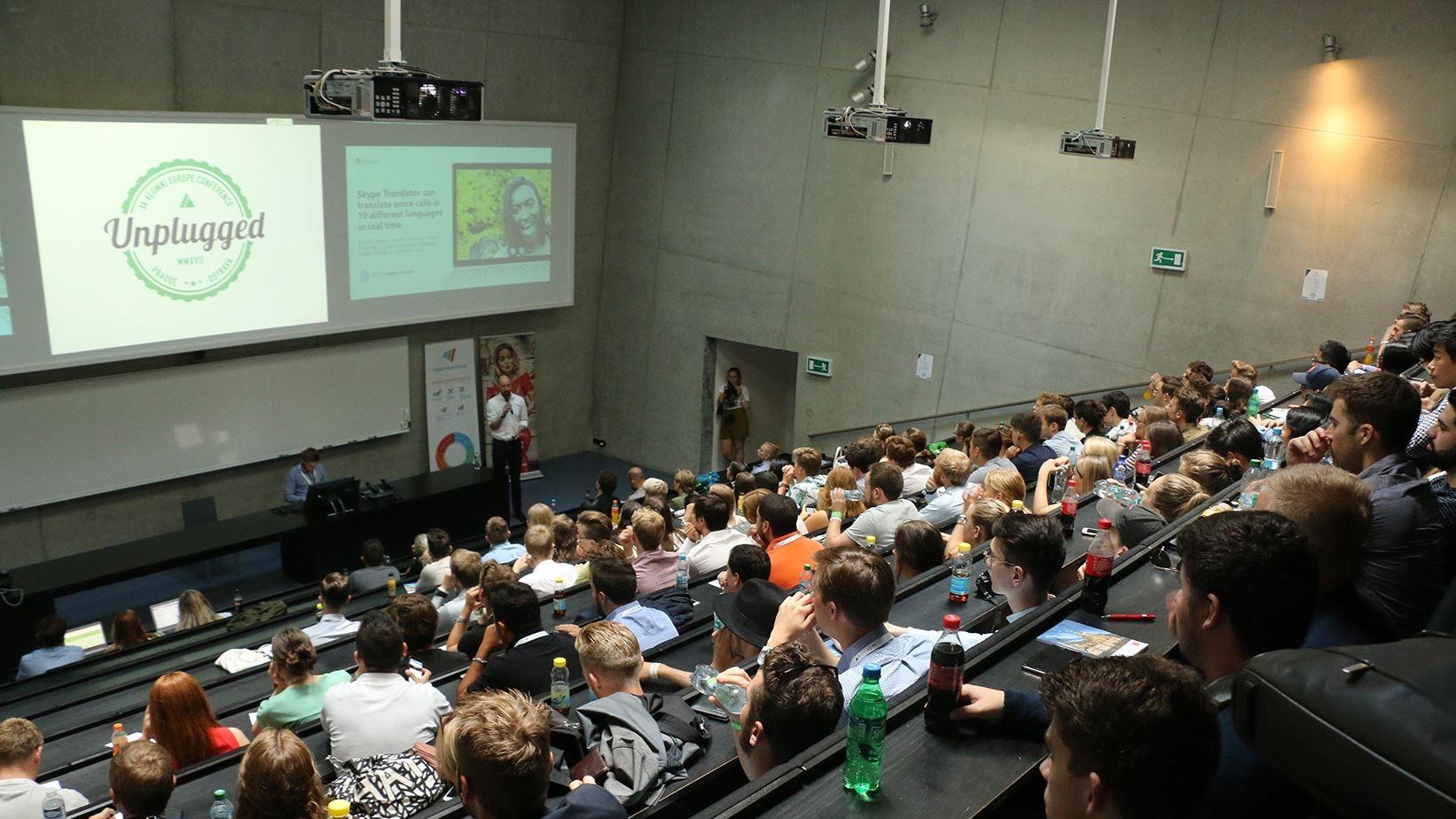 JA Alumni Conference -