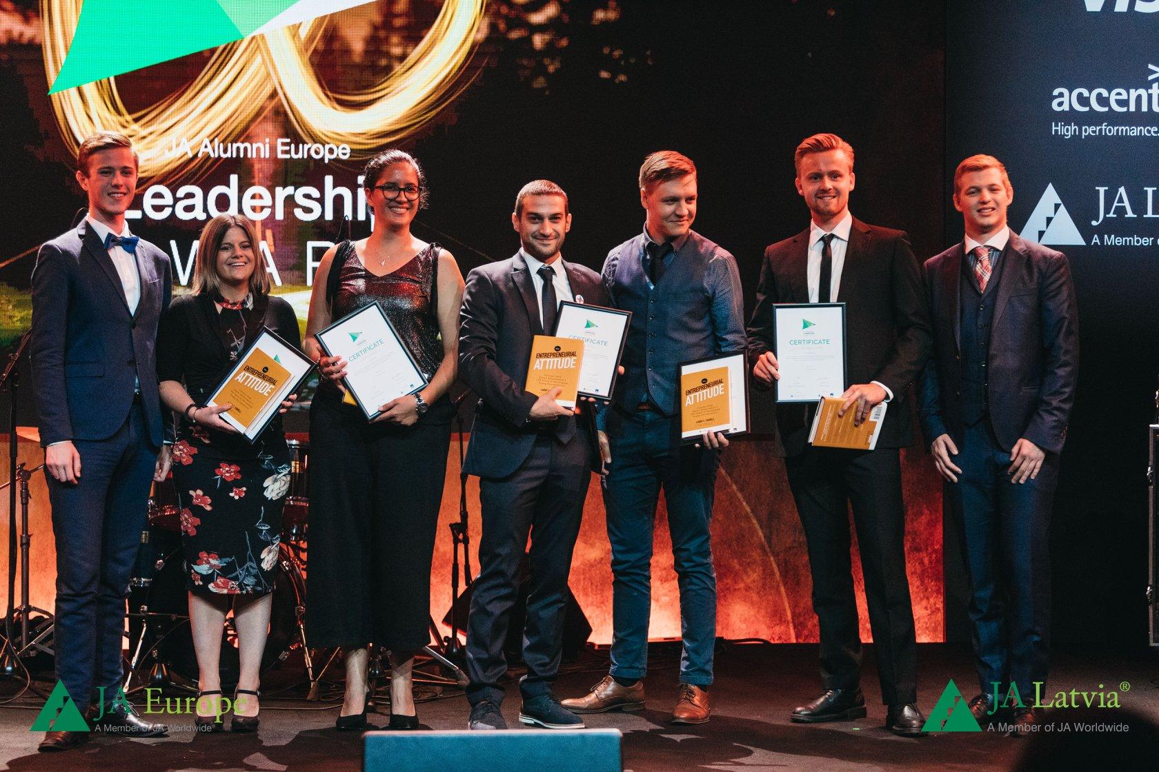Leadership Awards -