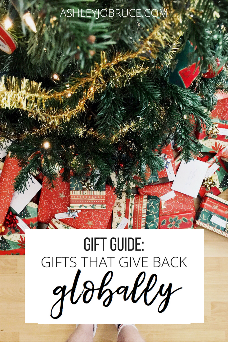 Need some inspiration for your Christmas gift buying? All of these shop's proceeds benefit women and men globally! Let's support world change and missions through our Christmas presents this year!