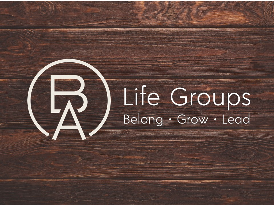 Life Groups - A life group is basically a small group of people who want to grow spiritually and to connect with others who are going in the same direction. A life group provides a place to develop rich relationships with people, to get to know them and be known. It's also a place to learn more about God and about how to deepen your relationship with Him. Life group members are there to encourage and support you through this spiritual journey and in the day-to-day challenges of life.