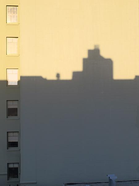 6AM Building Shadow