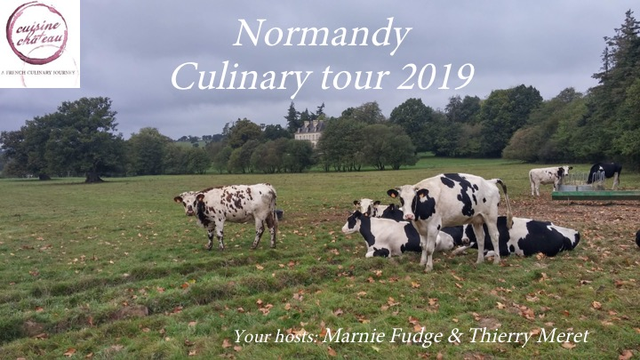 Normandy Culinary Tour with Cuisine et Chateau