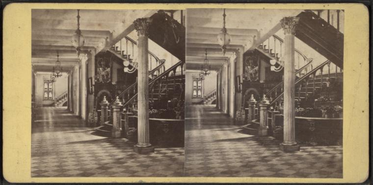 From  The New York Public Library digital collections .