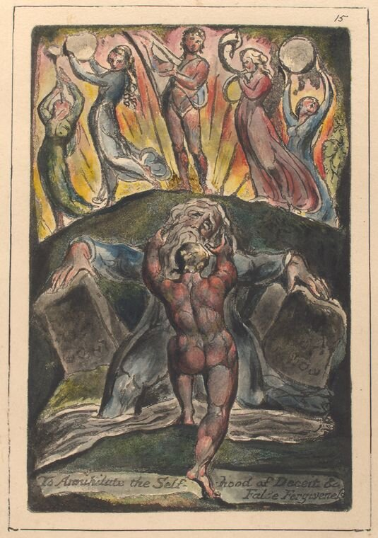 Good Ol' William Blake.