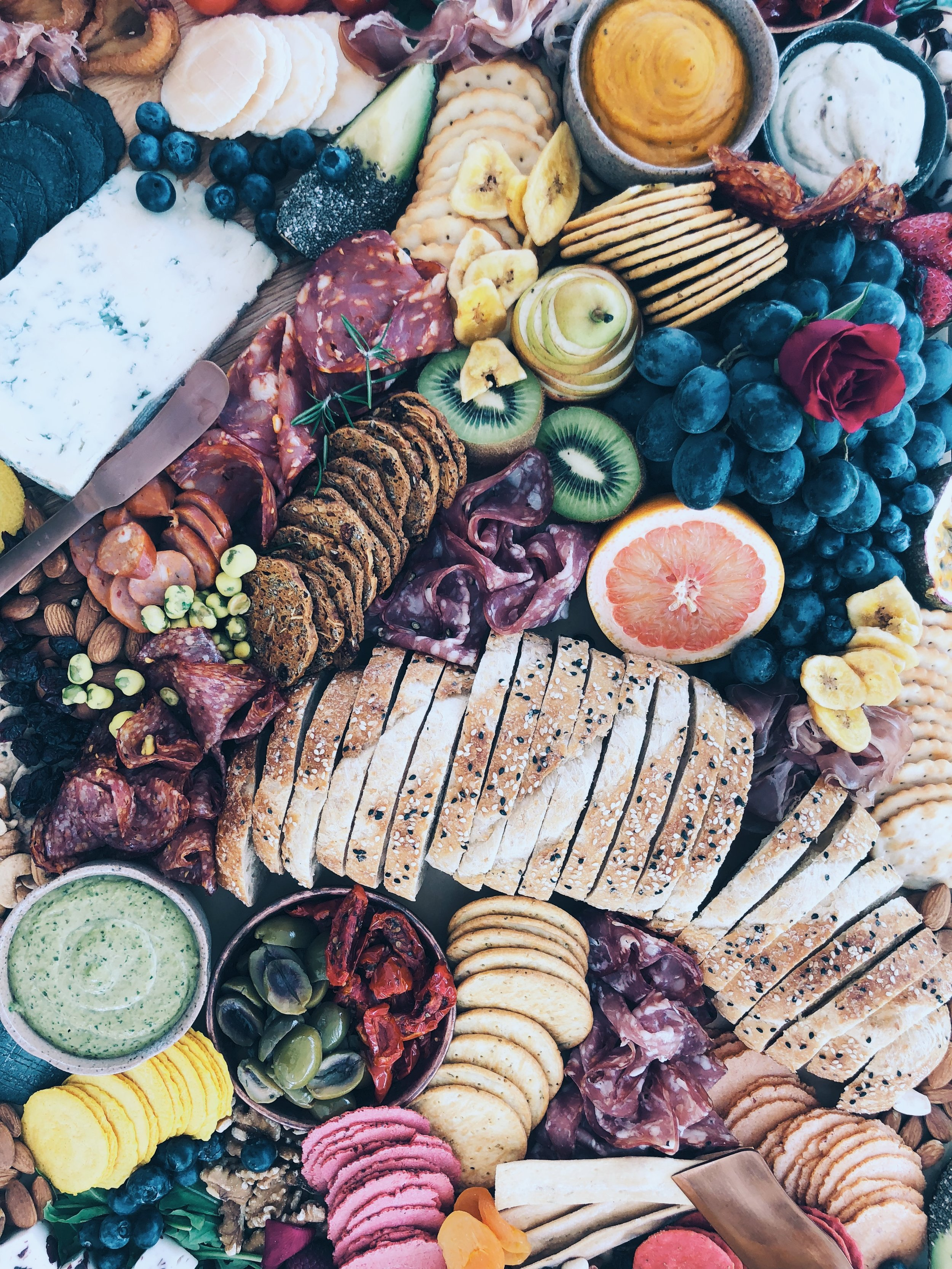 Take the stress out of your next event and get in contact with us!A Guilty Pleasure Platter will be sure to fill tummies and be the talk of your event! - So what are you waiting for? Drop us a line and we will get back to you as soon as we can!
