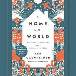 I love listening to Tsh Oxenreider's Podcast: The Simple Show. This book is more of that awesomeness.
