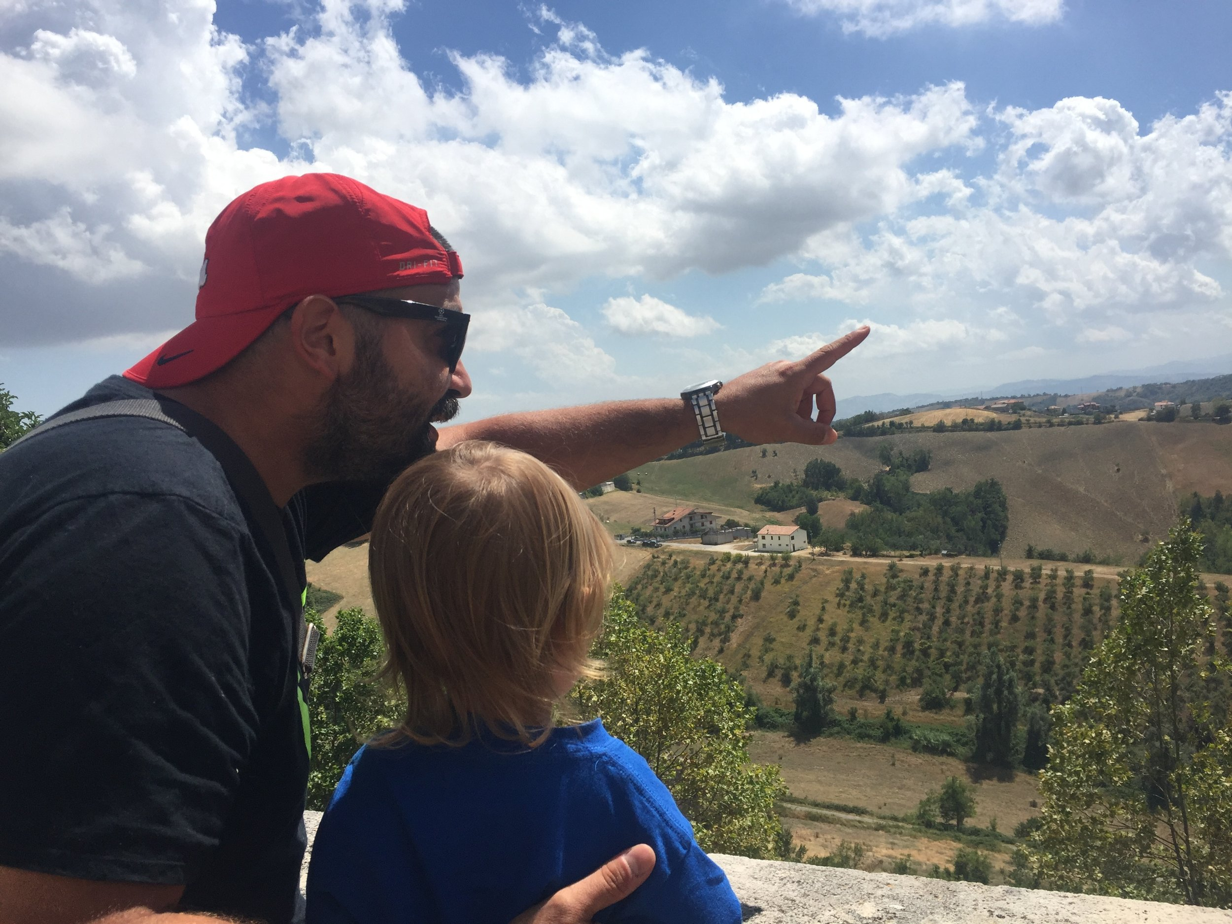 Where We Are - Our family of three moved from the United States to Italy in 2018. We love exploring, planning adventures and playing outside.