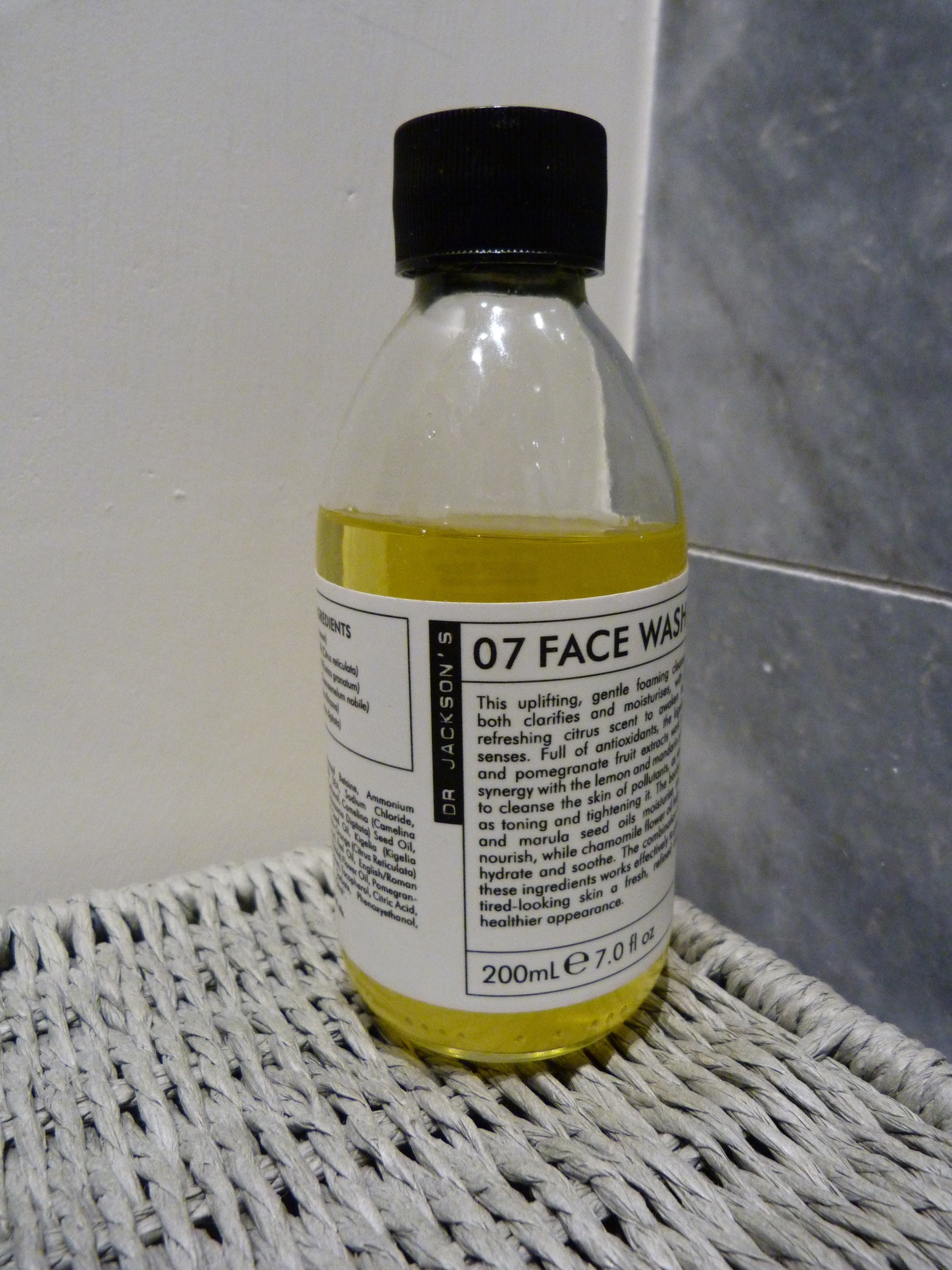 Dr Jackson's 07 Face Wash