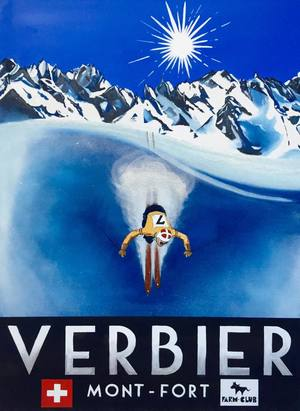Limited Edition: VERBIER, £750