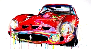 Limited Edition: 250 GTO, £550