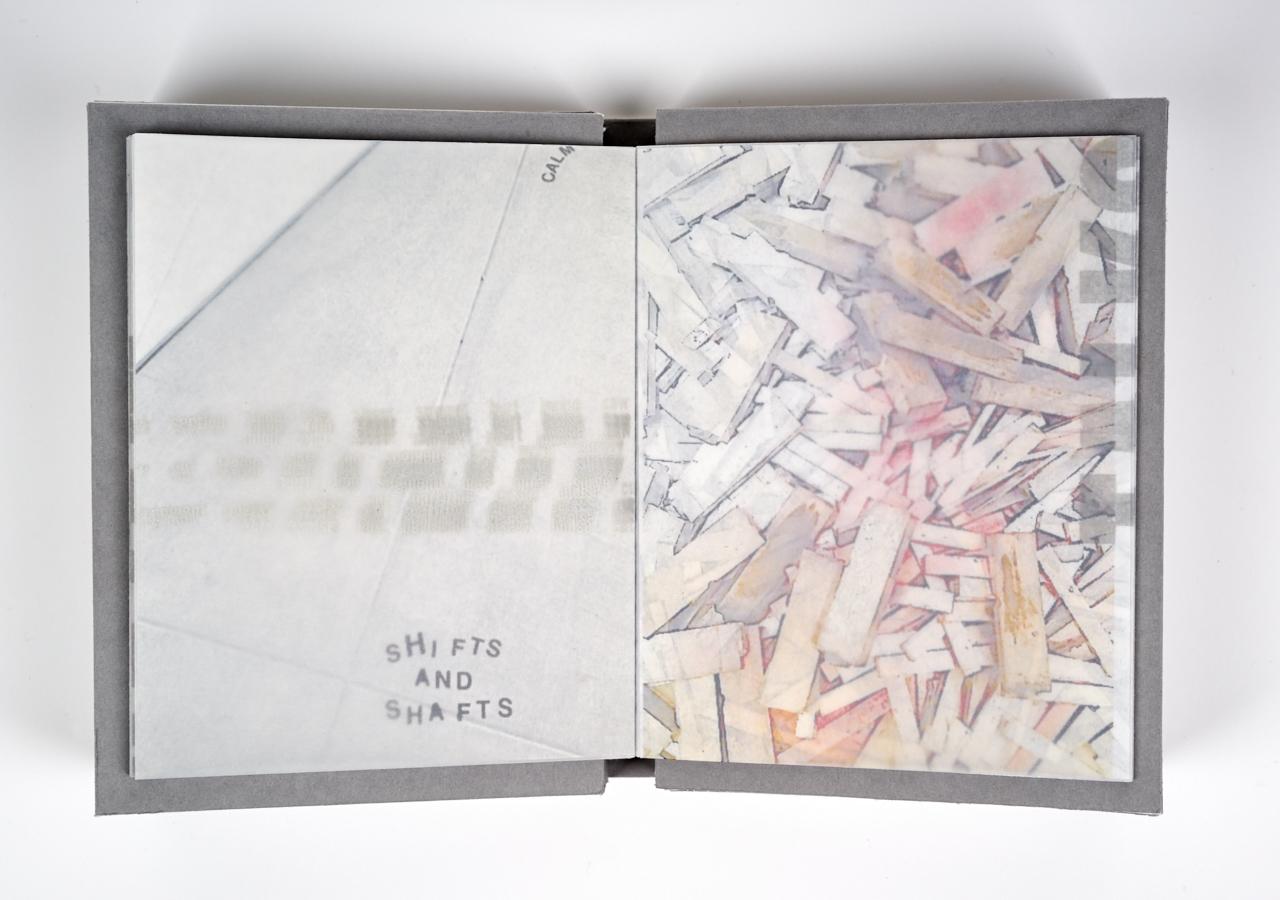 Cuts Make You. Book 7 & 11_detail