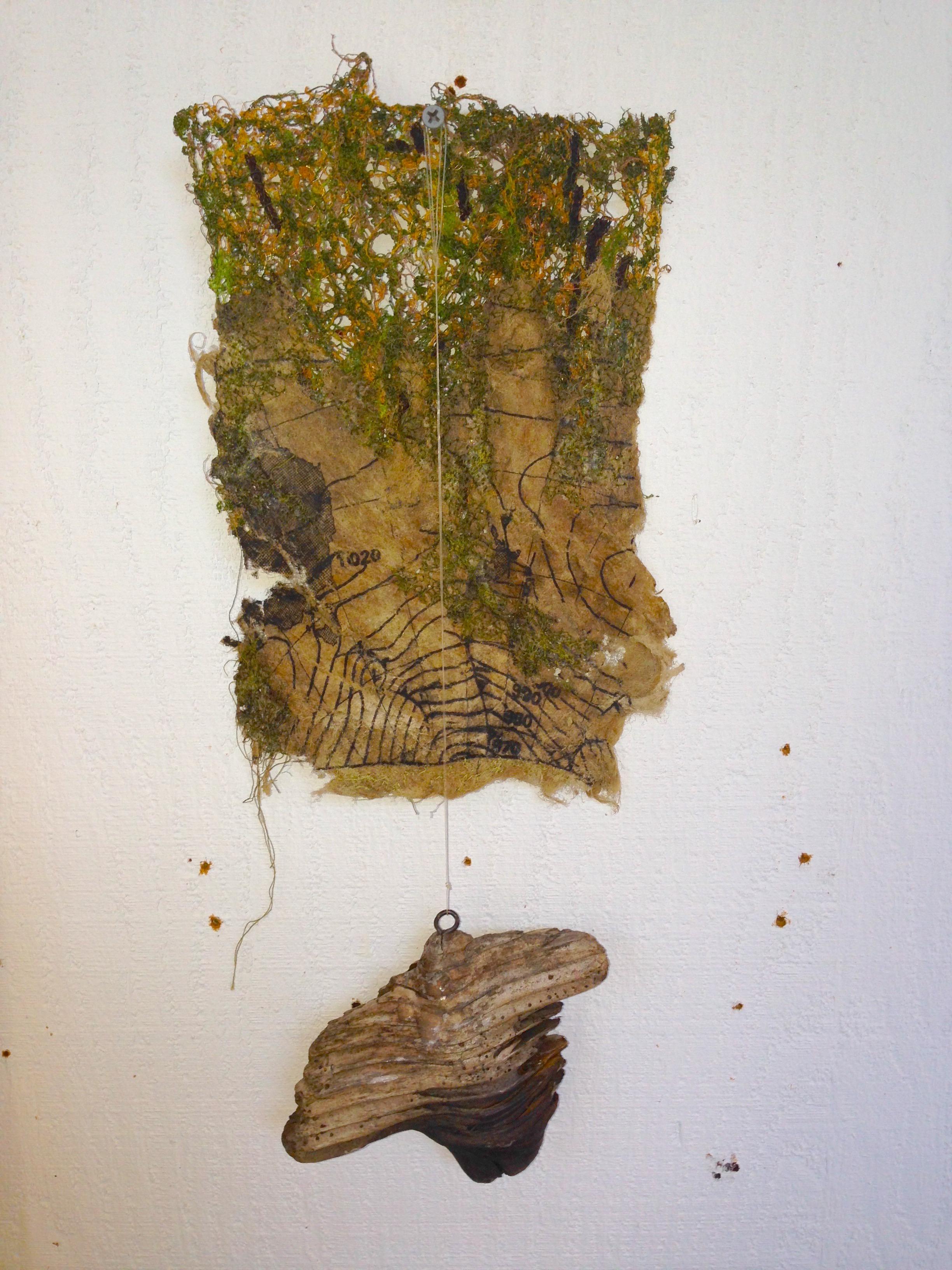 River Algae with Teeth
