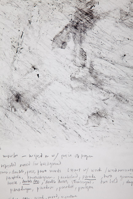 19 Minute Drawing_5, detail