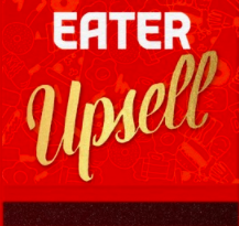Erin on leadership, benefits, and building good business - On the Eater Upsell.Photo of Eater Upsell logo