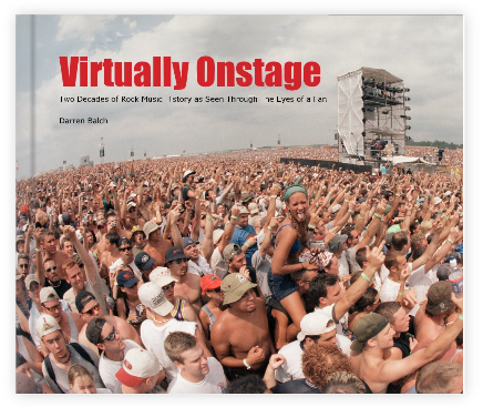 Hundreds of bands, decades of music, one photographer.