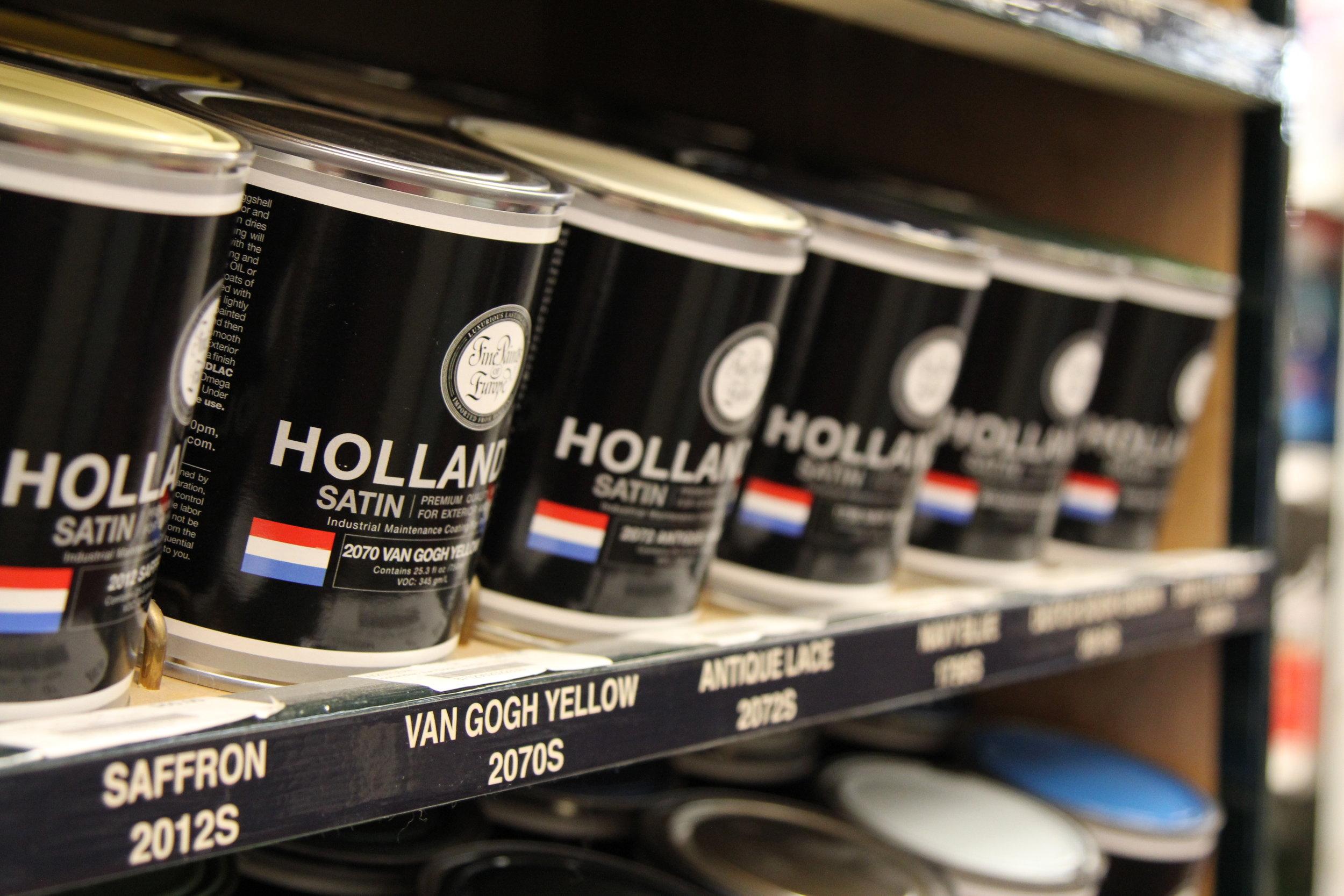 Fine paints of Europe Hollandlac