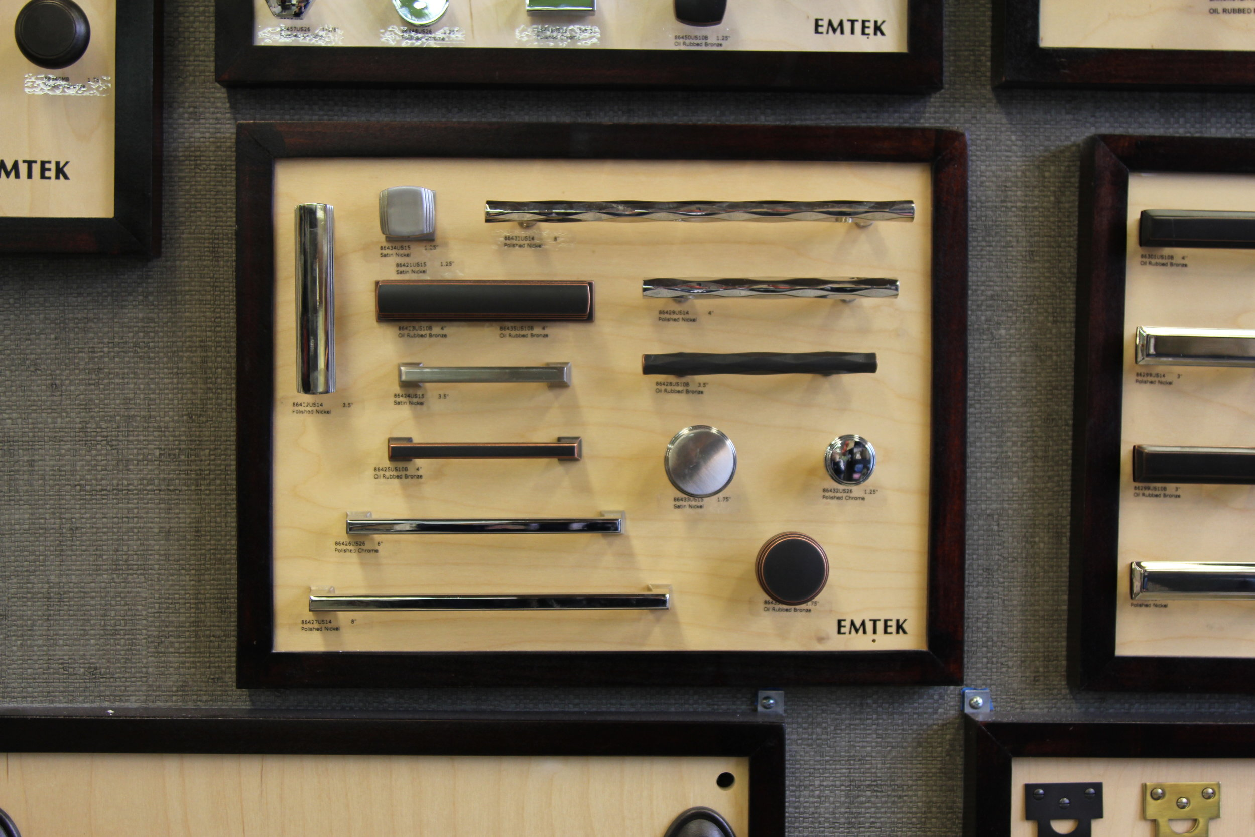 emtek handleset collection