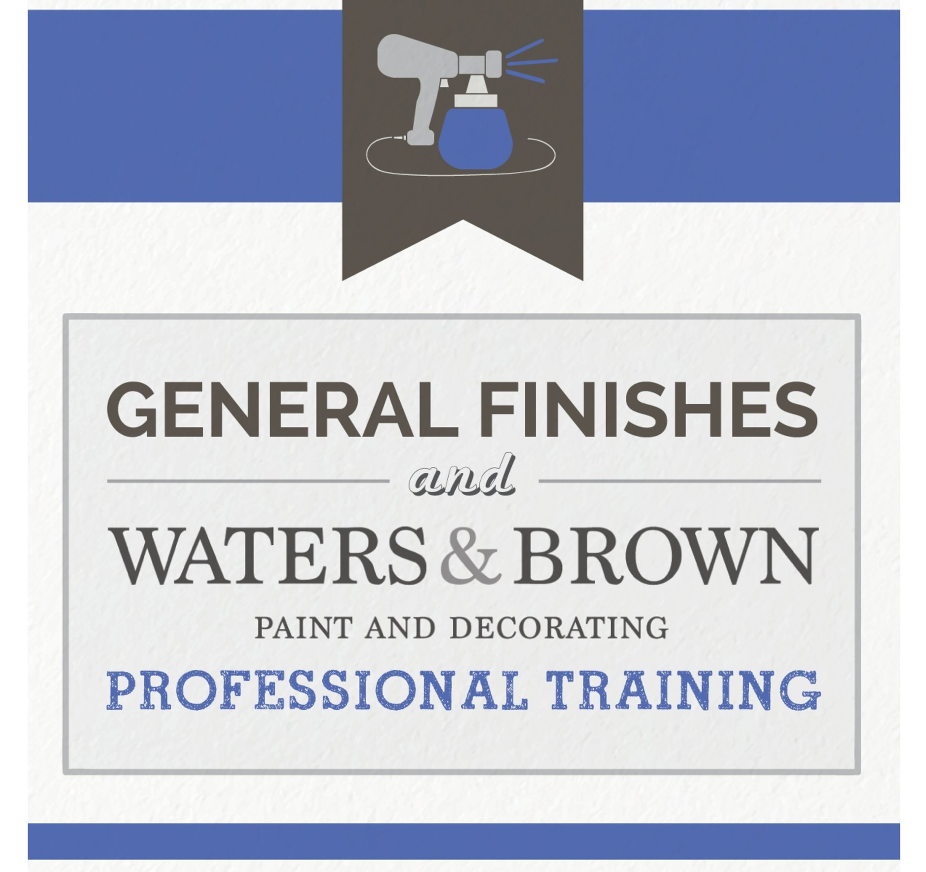 Thursday, December 6, 2018  5:00 p.m. to 8:00 p.m.  Waters & Brown – Salem Store  281 Derby Street  Salem, MA 01970  Curious about creating fine finishes using water-based technology? This event is for serious professionals who want to learn more about General Finishes' professional product line.  Click  here  to register.