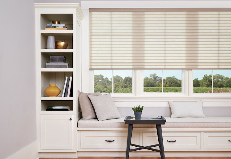 Window Treatments - Finish your space with custom blinds, shades, shutters, and sheers. Waters & Brown is a Hunter Douglas authorized dealer. Not only can we help you design the perfect window treatments, but our trained staff will take care of the installation too. Get started by checking out the Hunter Douglas Celebration of Light Savings Event.