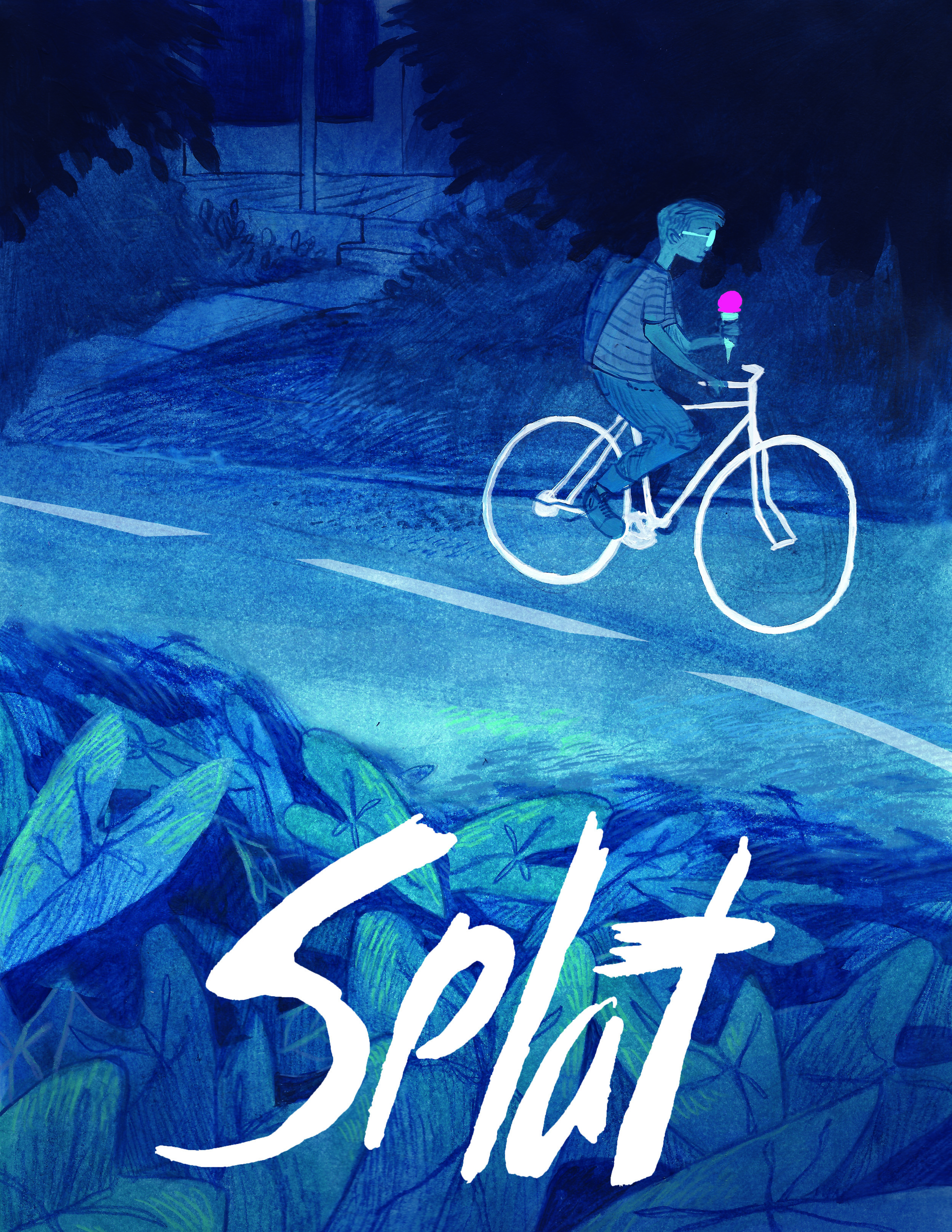 Summer Story Telling shop - Splat - Kerilynn Wilson - Hannah Forster