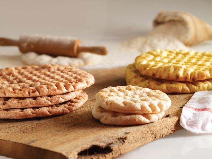 Bakery - Large Range of Pita Breads