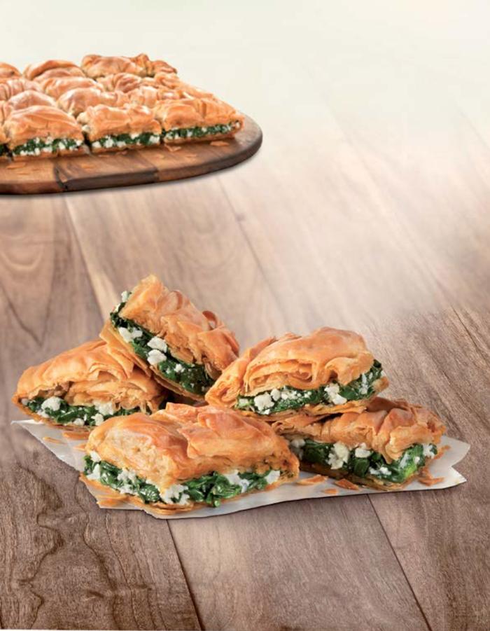 Mediterannean Style Pastries