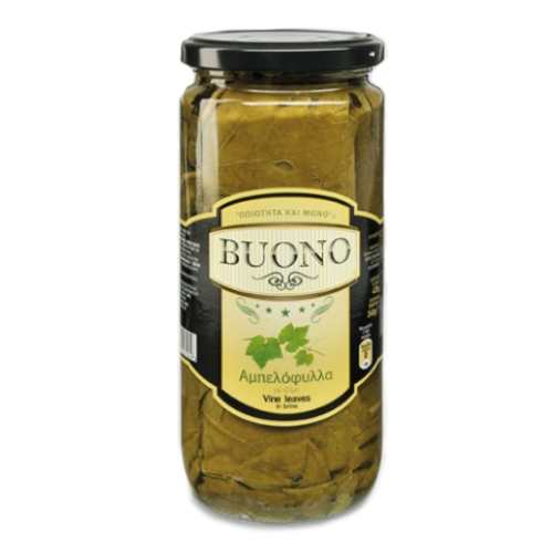 Buono Greek Vine Leaves In Jar 420g Levant Foods Hong Kong
