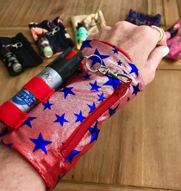 """""""The Wonder Woman"""" www.wristguardians.com"""