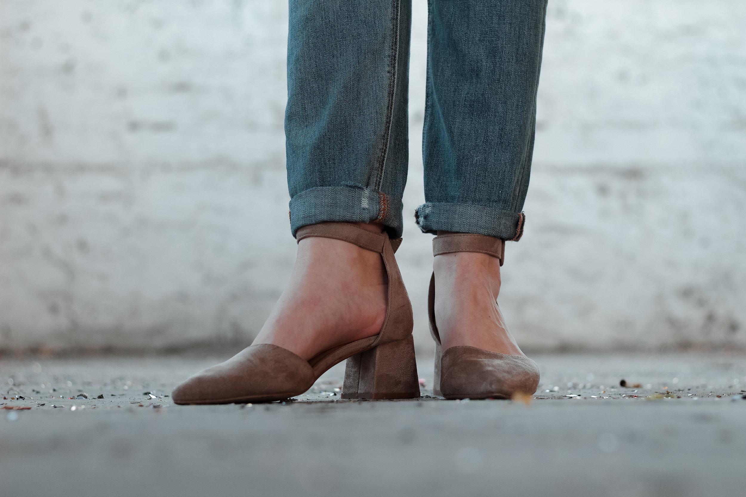 Block Heels   The Simplistic Chic