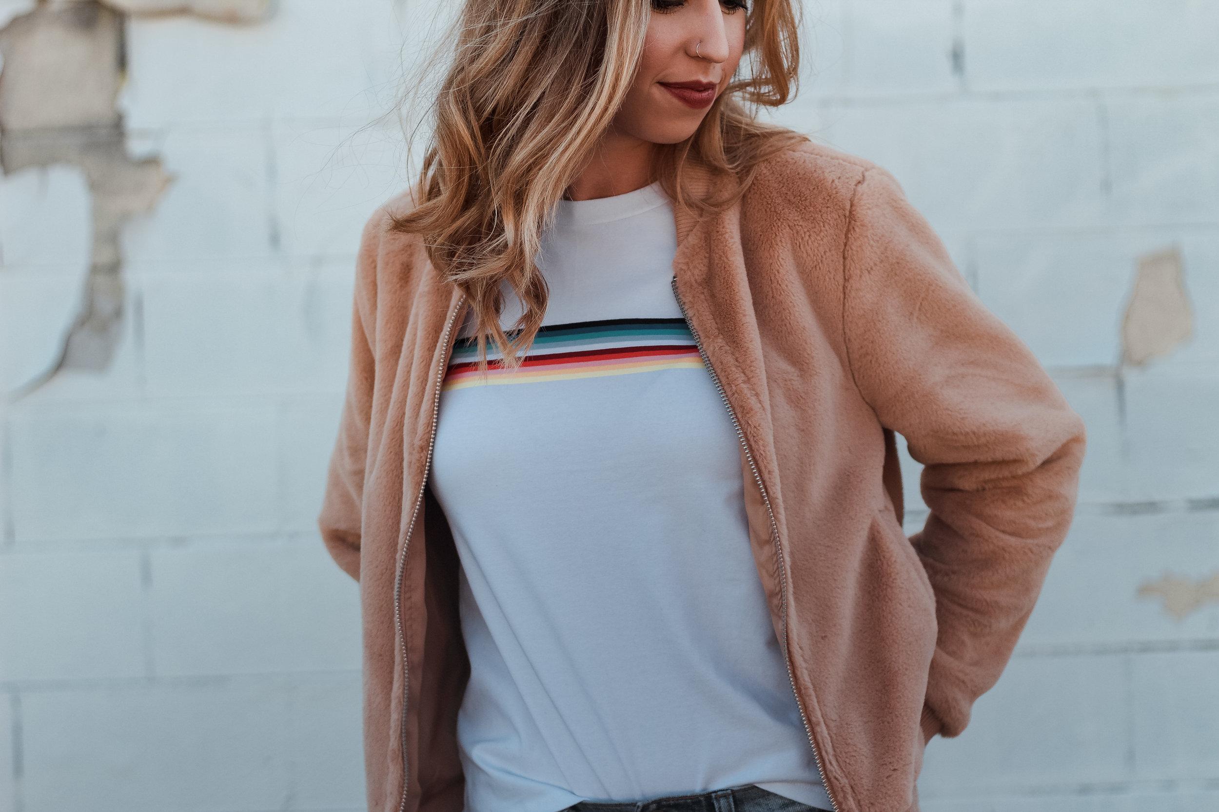 A Little Retro | The Simplistic Chic