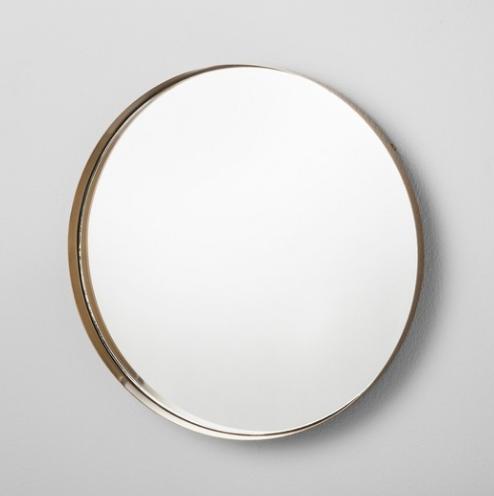 Single Target Oval Mirror
