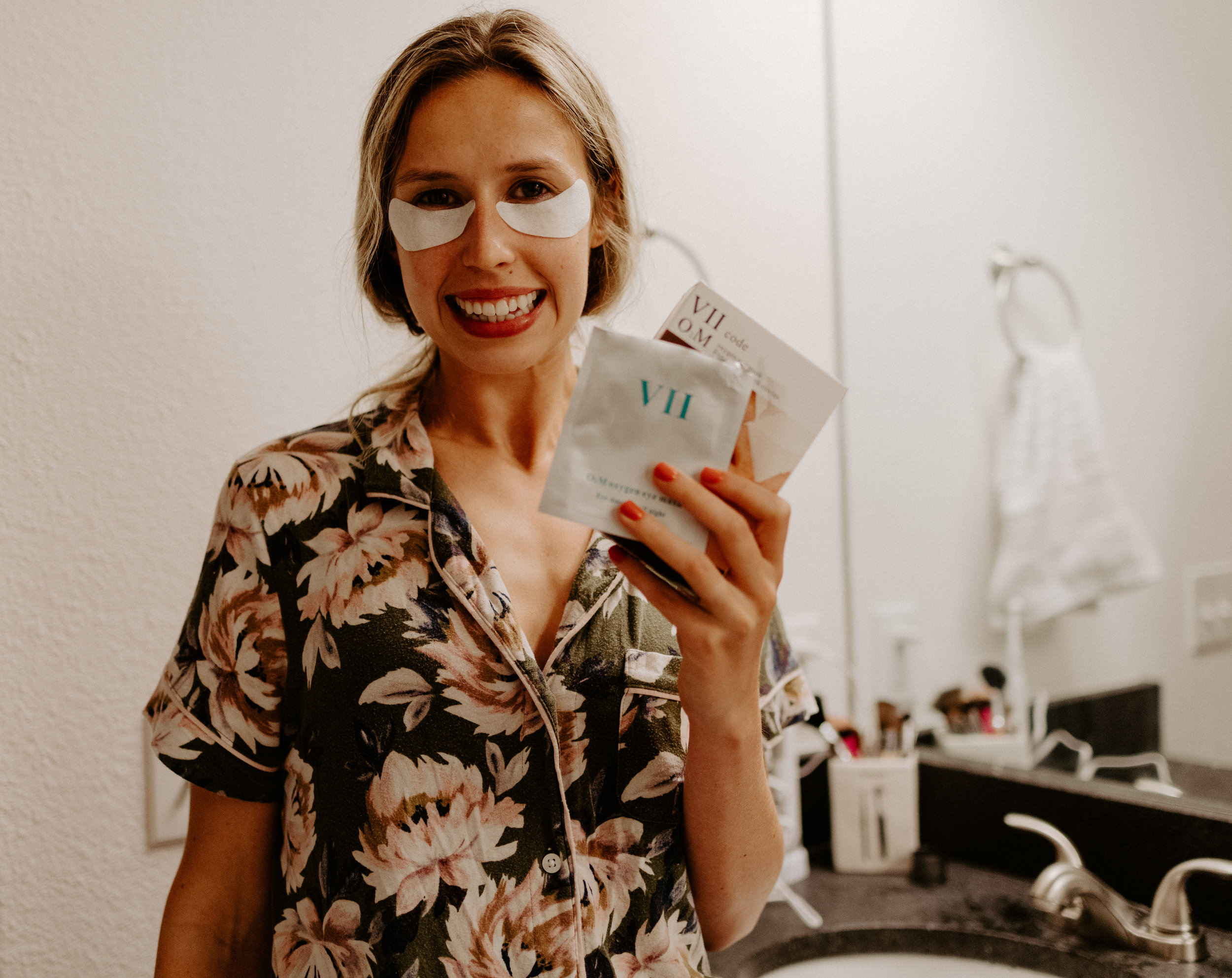 My Nighttime Skincare Routine | The Simplistic Chic