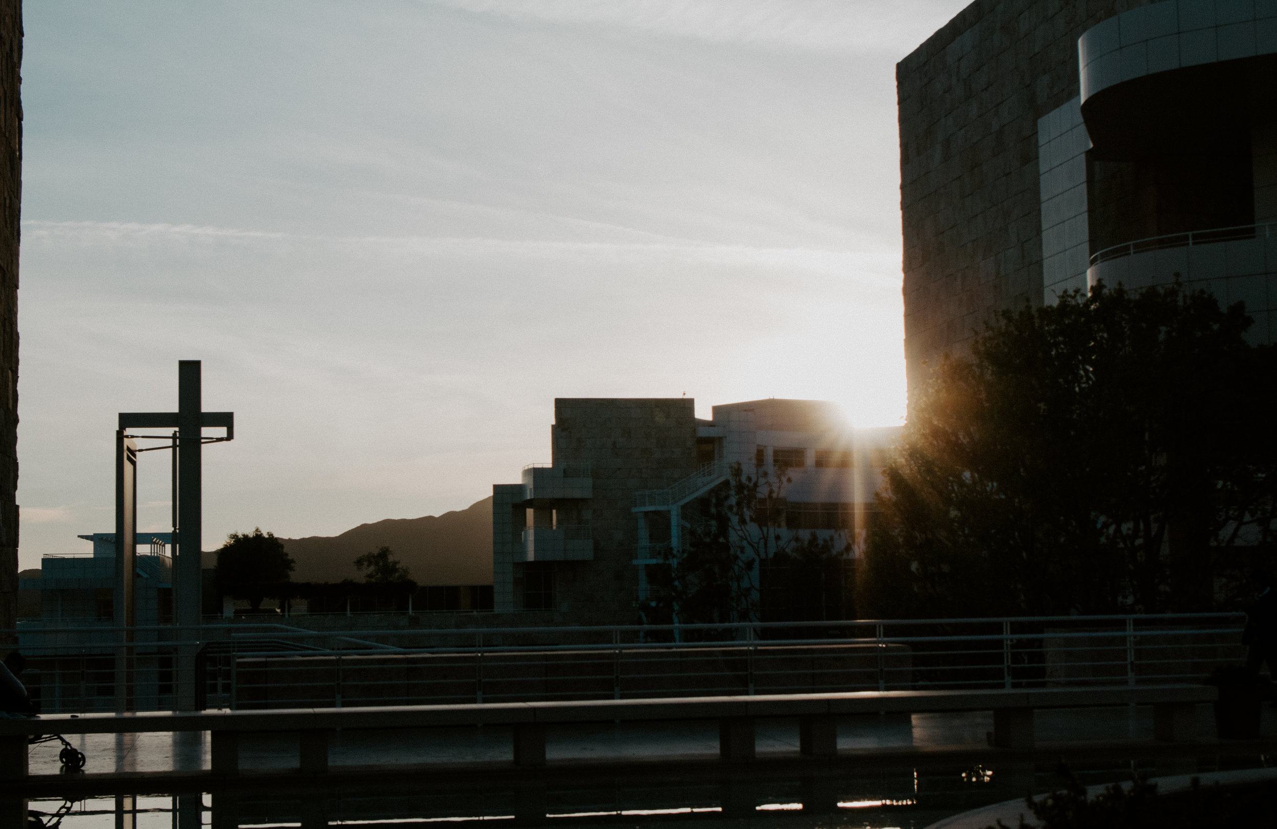 The Getty + LA Places | The Simplistic Chic