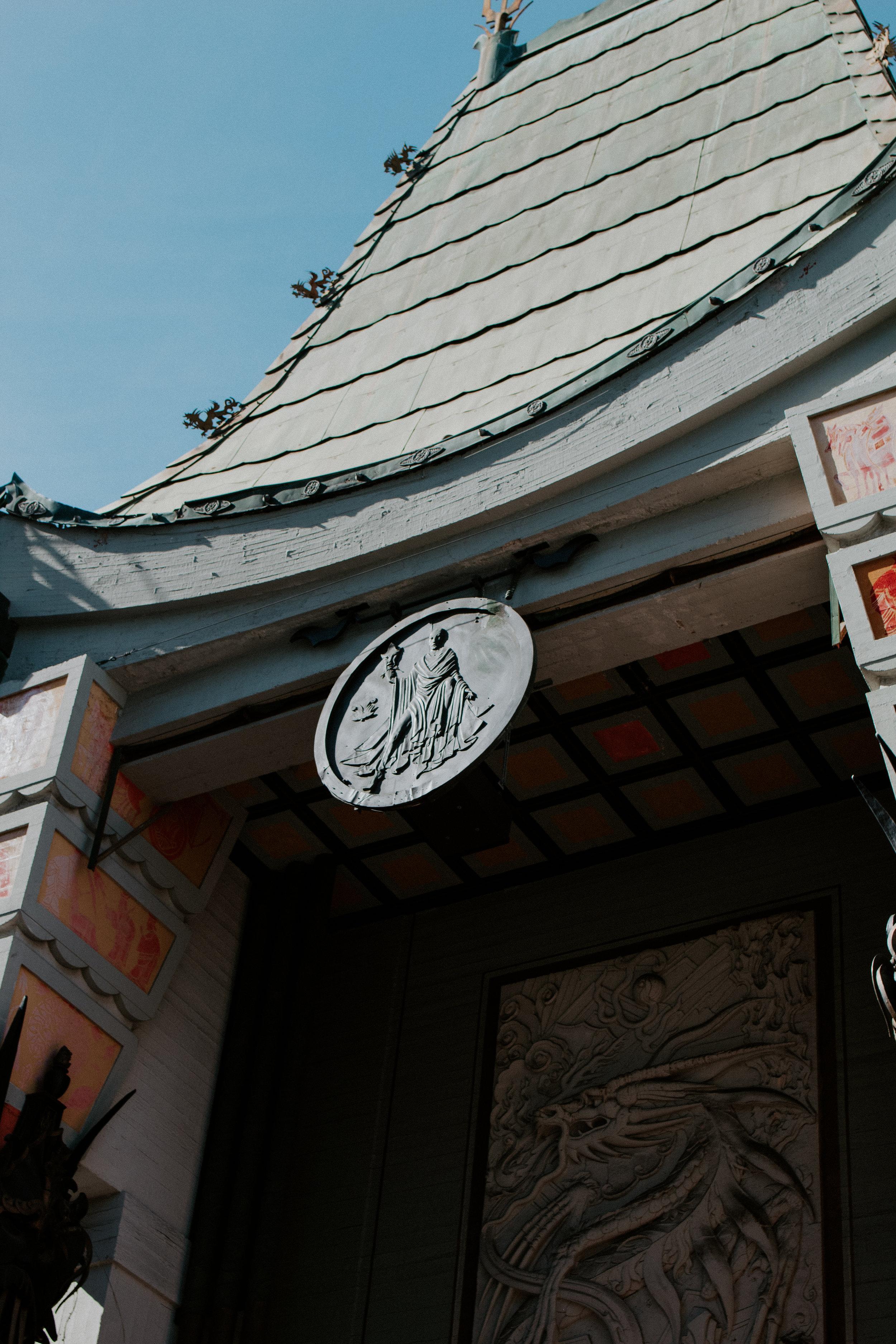 TLC Chinese Theatre + LA Places | The Simplistic Chic